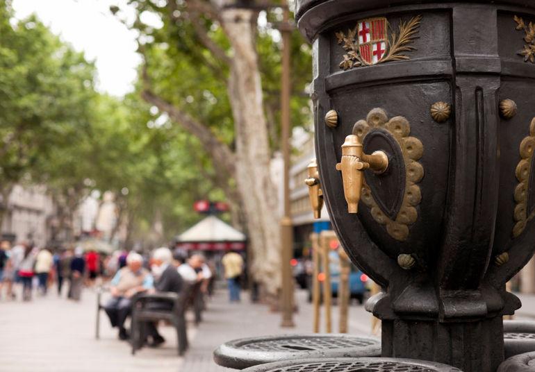 Plan Especial de Establecimientos de Concurrencia Pública y otras actividades de la Zona Rambla,ZE-5B de Barcelona.
