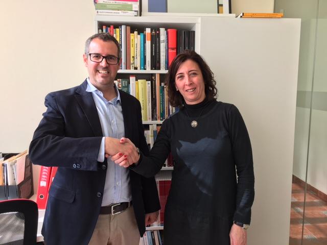 Franquicies.cat y Tramitatu.com firman un convenio de colaboración que beneficiará el sector de las franquicias.